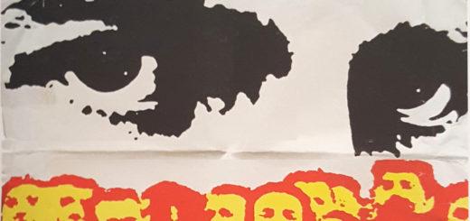 """""""Le regard des autres"""", Affiche du congrès international d'Arcadie, 1979 - @ Archives nationales, papiers André Baudry et Arcadie"""
