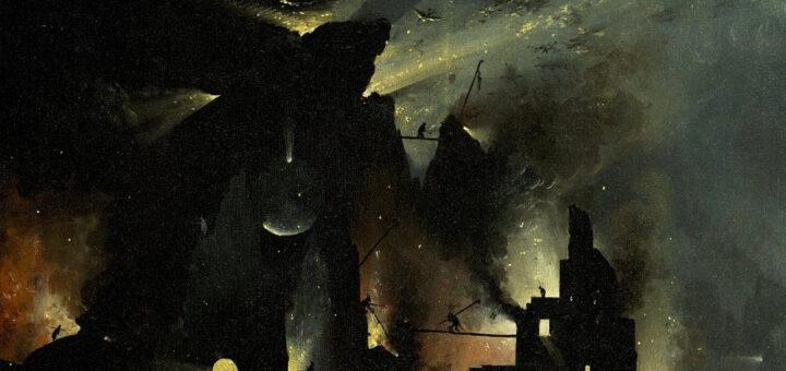 Bosch, Le Jardin des délices - détail panneau de droite
