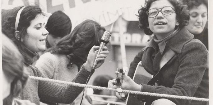 Fufi Sonnino, début des années 1970